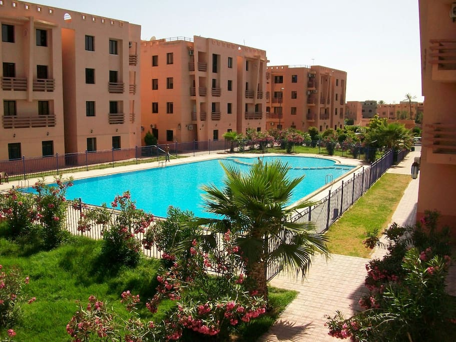 appartement avec piscine marrakech apartments for rent