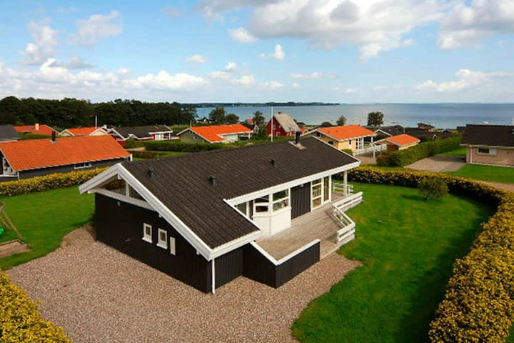 Quaint Holiday Home in Sjølund with Indoor Whirlpool