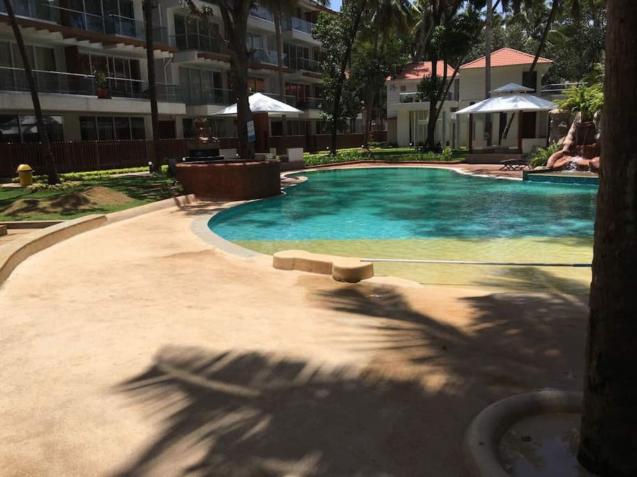 Pool Access for Guests