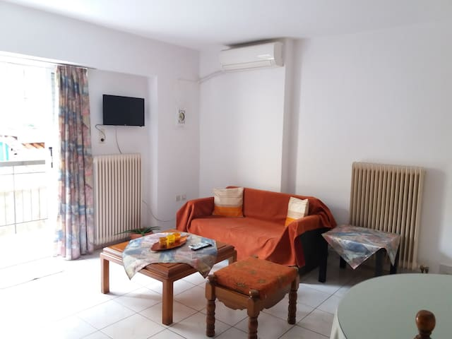 Preveza central apartment with parking(595197)