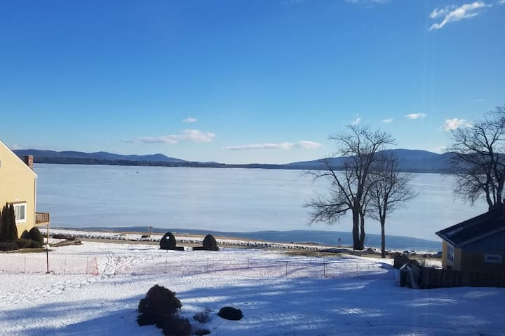 Ossipee Lake Waterfront Condo