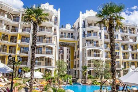 Апартаменты в Хармани Съютис 6 - Sunny Beach - Lakás