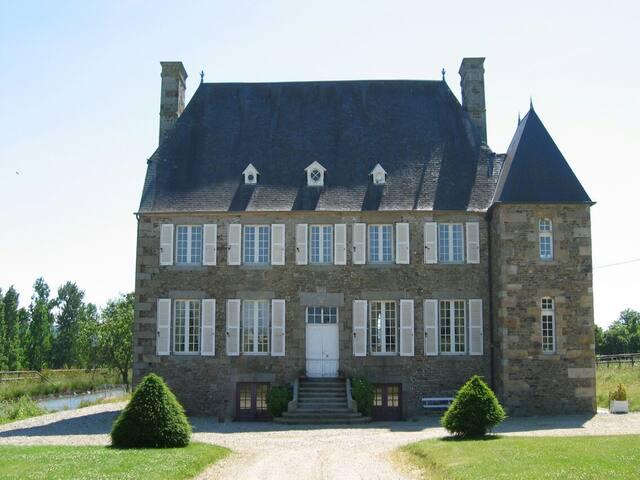 Château de la Sémondière: chambre  Mousquetaires