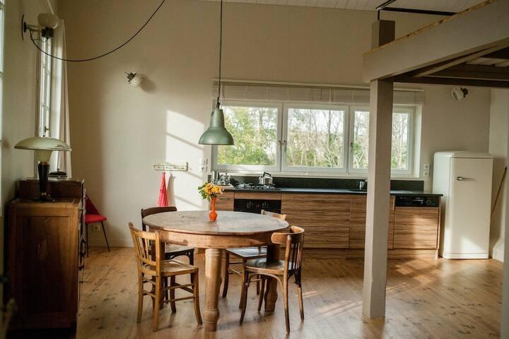 Appartement familiale sur le port - Mortagne-sur-Gironde - Apartamento