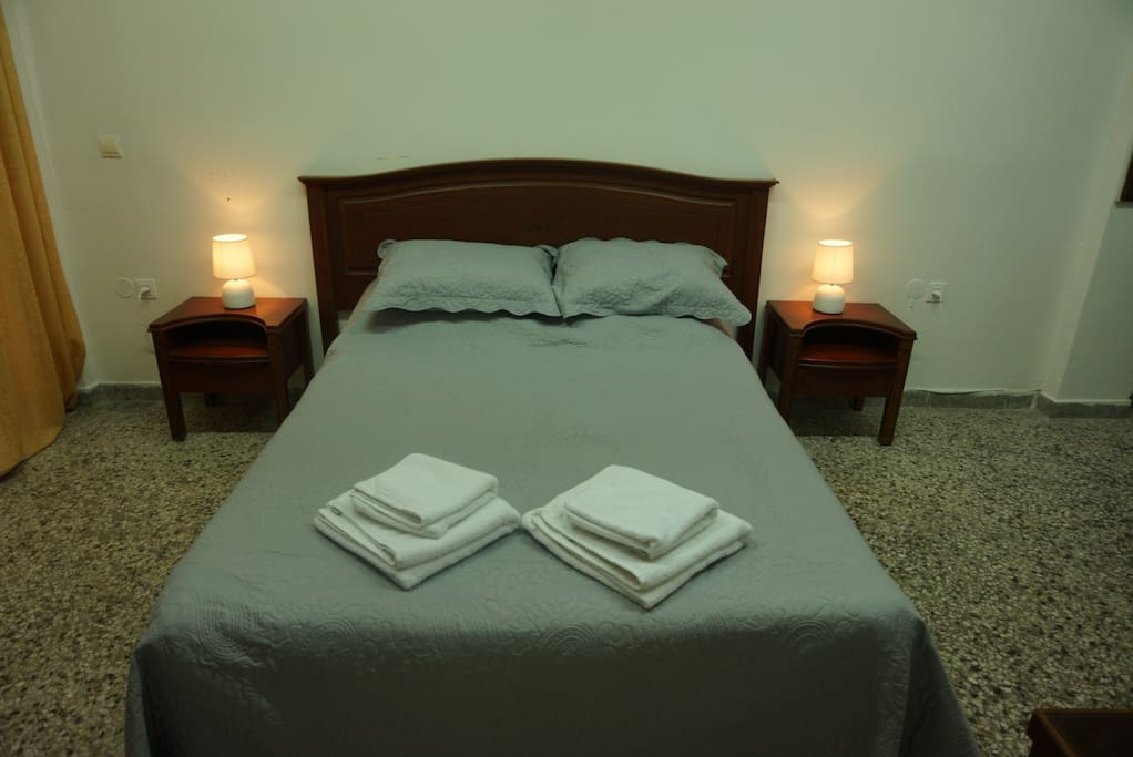 The bedroom/livingroom