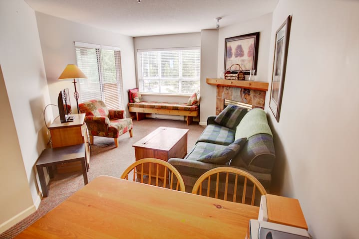 Village 1 Bedroom - Awesome View - Free Parking