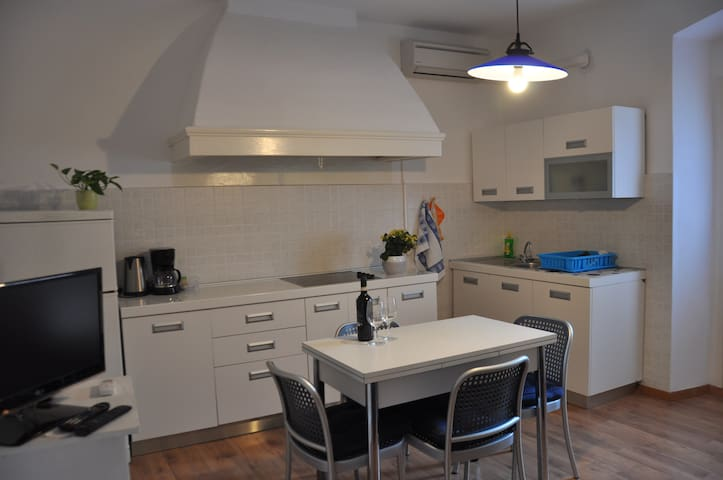 Apartment Cetina - everything at hand