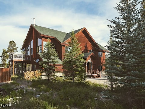 NEW Hillside Haven Lodge, a Winter Park Vacation