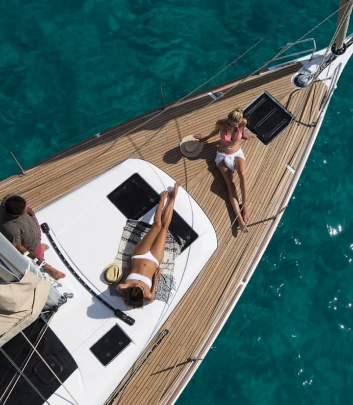 Live in a superb sailing boat in Croatia - Zadar 4