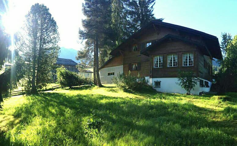 Chalet in Gstaad *Top Location*, 8 beds - Gstaad - 獨棟