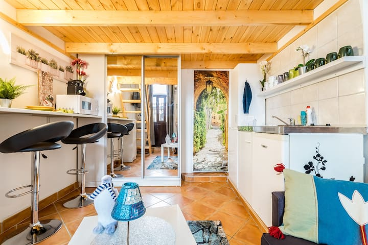 Pretty good flat in DOWNTOWN - your tiny BP HOME