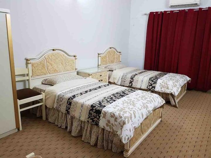 Accommodation in Gulshan-e-Iqbal near Stadium