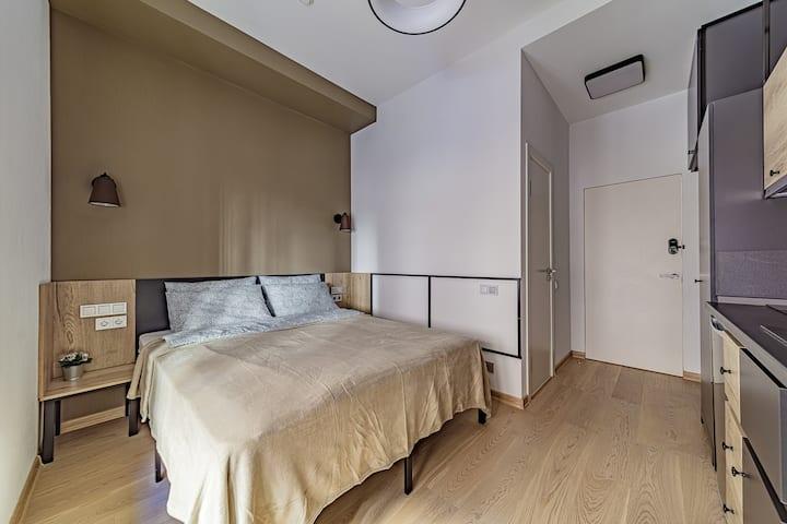 Лофт квартиры на Галерной ROOM3