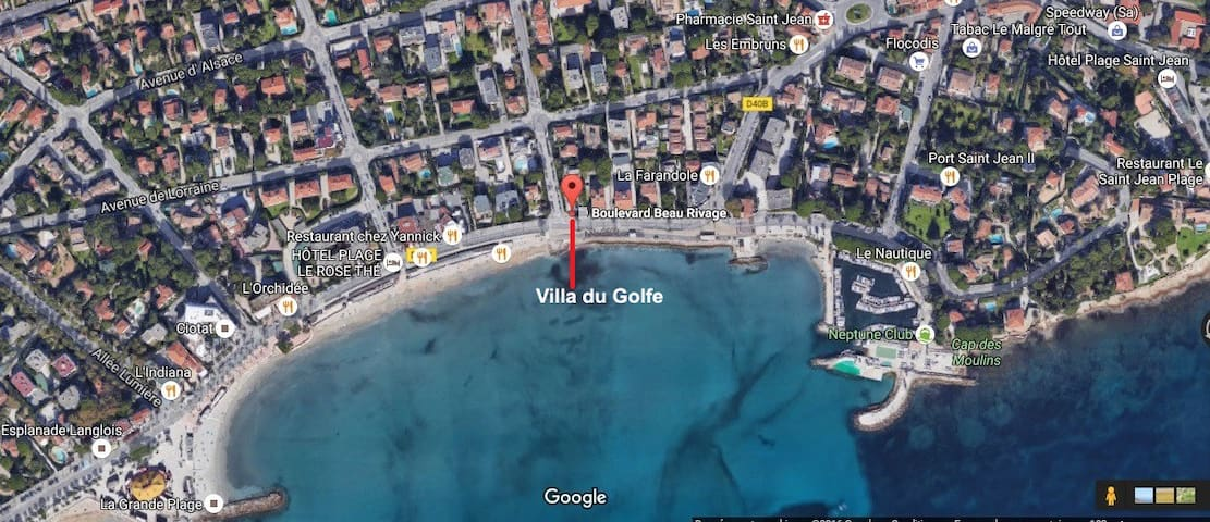 Short apartment, fully equipped, at 2 steps beach - La Ciotat - Apartment