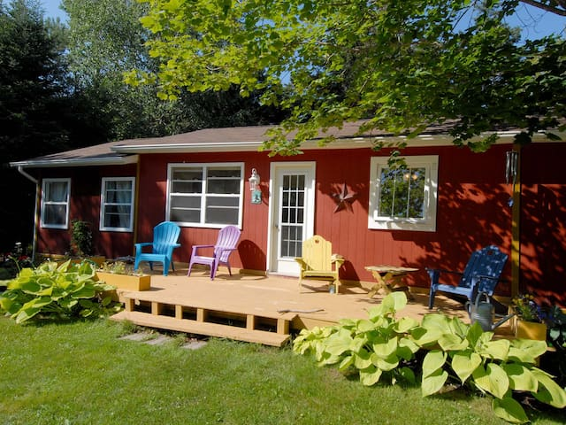 Stanhope - Short Walk to PEI National Park & Beach - Stanhope - Chalet