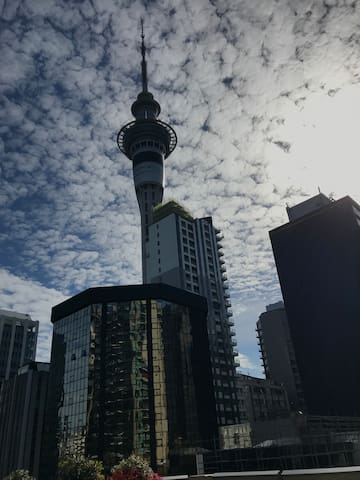 The Best location in Auckland CBD