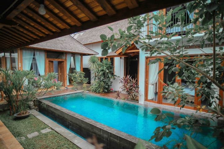1BR Luxurious Pool Villa in Banda Aceh