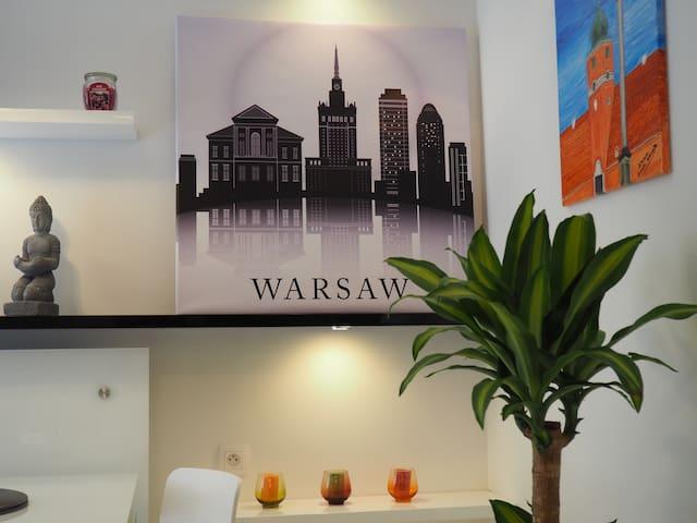 Apartament przytulny dla gosci blisko centrum