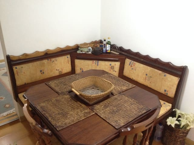Dinner Table | Mesa de Jantar