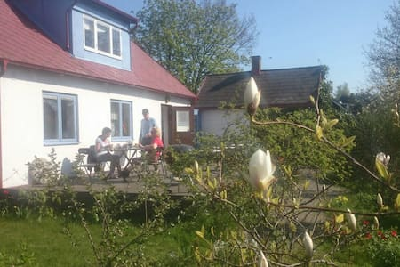 Beautiful farmhouse in cute village - Abbekås - Hus