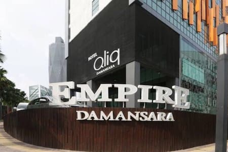 Empire Damansara 12th - Lakás