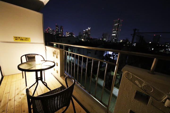 Shinjyuku 12mins! No add upto 4ppl! - Shibuya-ku - Apartment