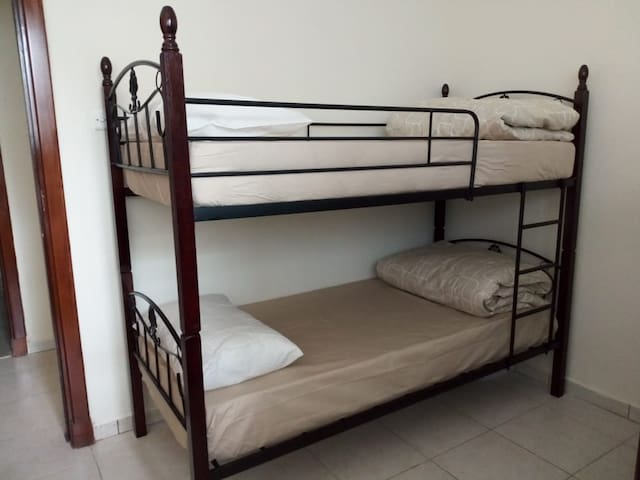 metro upper bed for male ( 6 beds in 1 room ) .