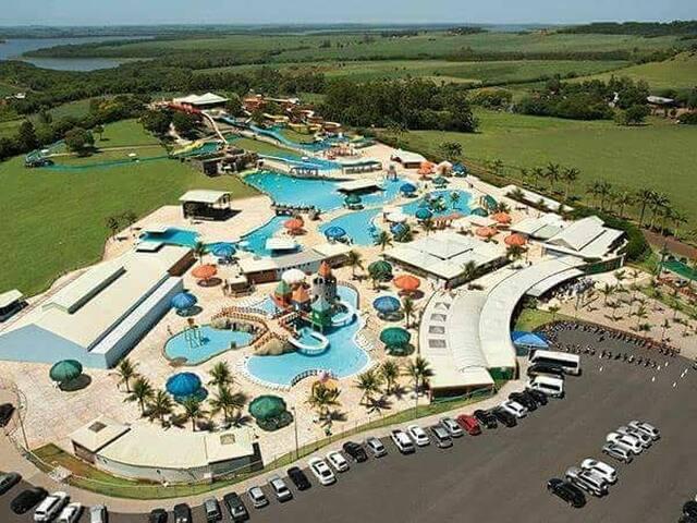 Diária Resort Itaipuland Parque e Hotel