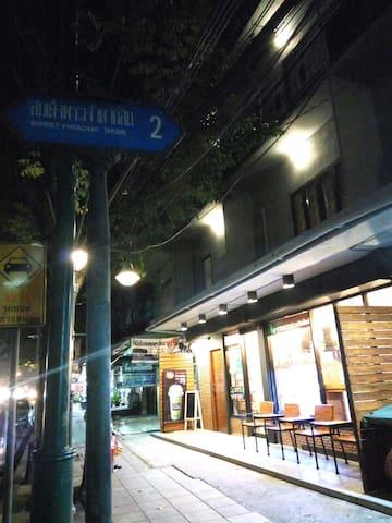 Baan hostel - กรุงเทพมหานคร - House