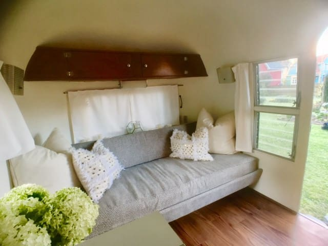 Sofa converts to Full size bed