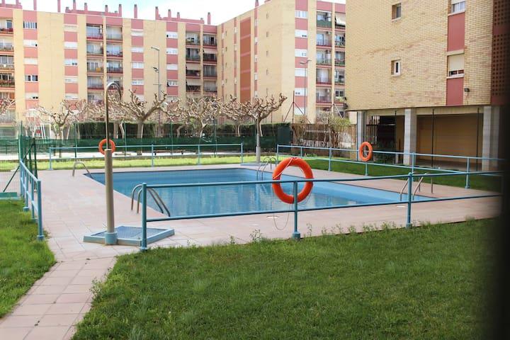 Soleado Apartamento en Tarragona - Tarragona - Pis