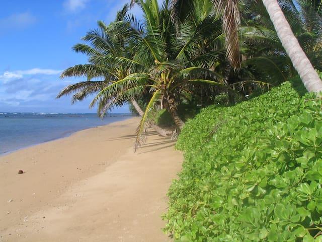 Aloha Ho'okipa -  Beach House - Kaunakakai - Huis