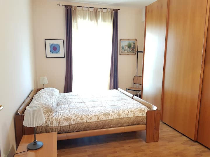 Cozy apartment in Salerno/ parking included