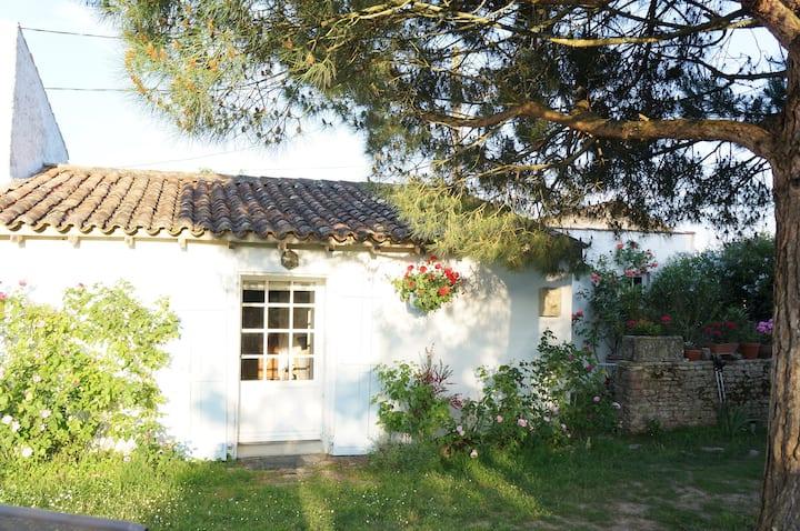 Maison de charme avec jardin