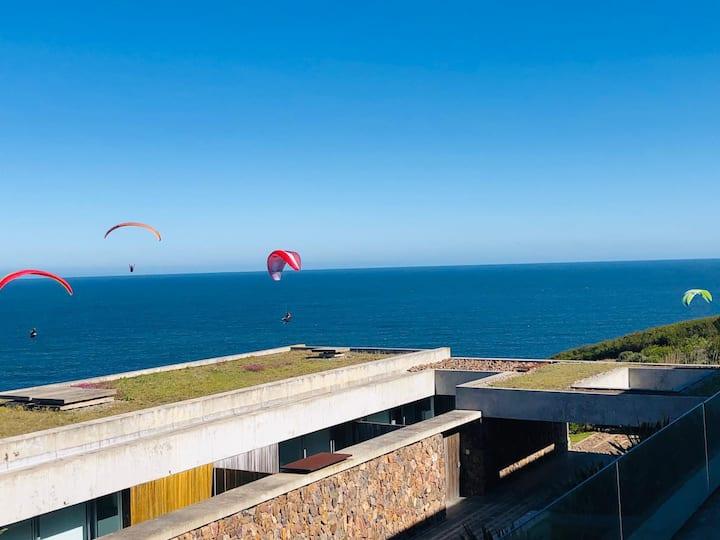 Espectacular propiedad sobre playa de las Grutas.