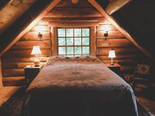 Queen Size Loft Bed