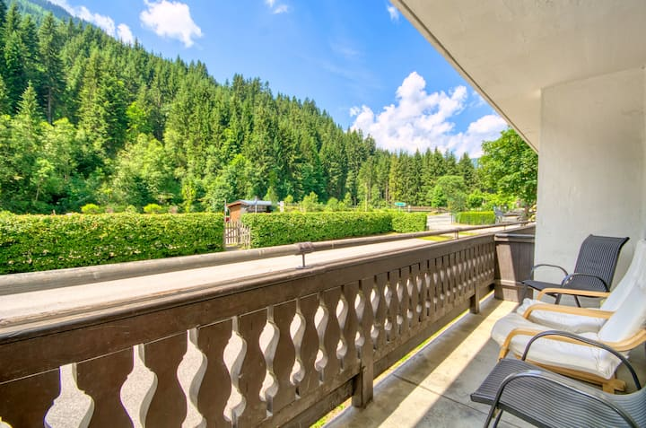 Apartement Austria - central apartement, 5 min to the skislope