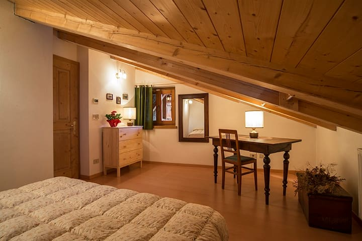 Room in Peio, Val di Sole, Trentino