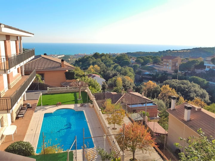 """VILLA ANTONIA"" ; private pool"
