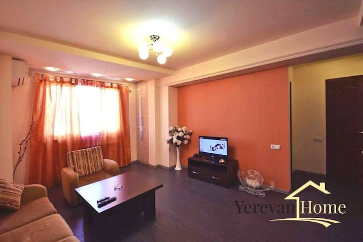 Rent a fully renovated apartment in Yerevan!