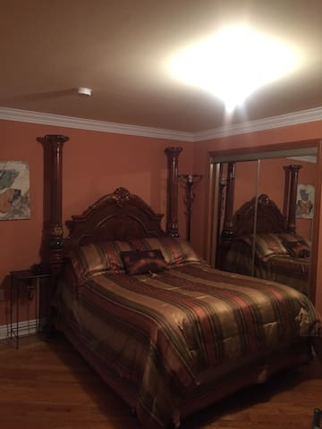 Home Away From Home! Master Suite - New Orleans - Apartemen