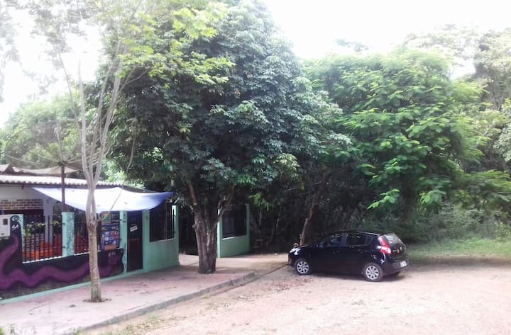 Atelier casa Arte e Natureza