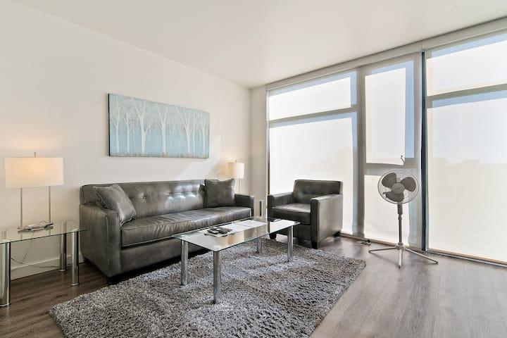 Modern 1 bedroom in SF