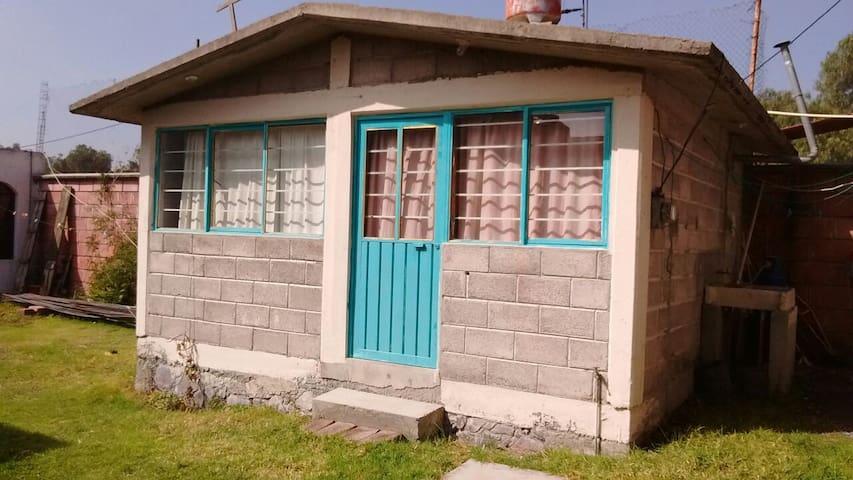 Habitación doble, estacionamiento - San Juan Teotihuacan de Arista