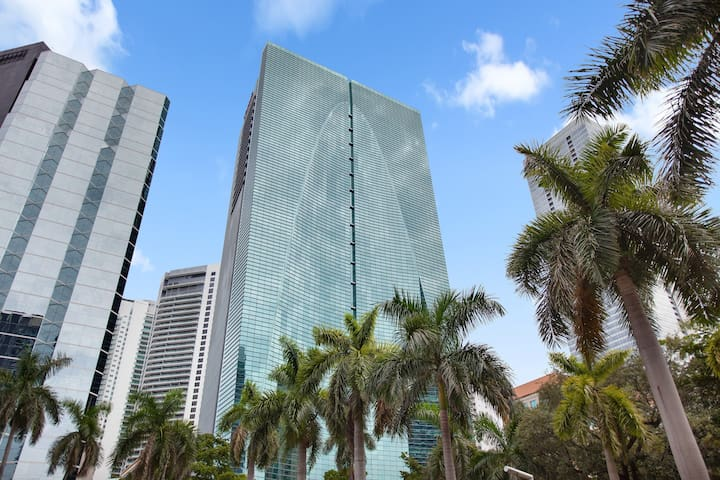 ★ Lux High 1 BED Suite @Brickell Miami by Rosval