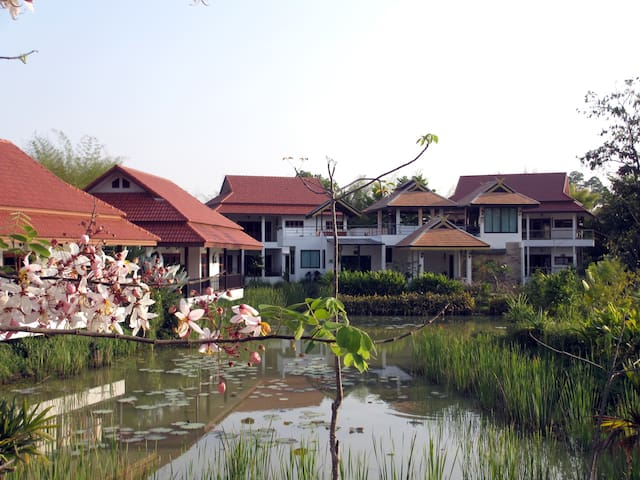 2 bedroom Suite with Kitchen @ Jasmine Hills - Doi Saket - Boutique-hôtel