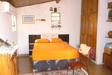 CASA ACONCHEGANTE COMPLETA // COZY HOUSE FULL - Jardim