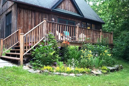 Tree Top Cottage -private getaway - Long Eddy