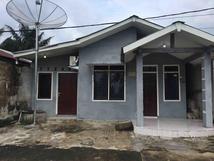 Tebat Permai House