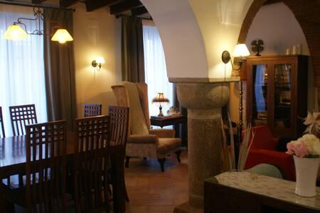 Lantigua Casa Rural - Habitación 1 - Dos camas